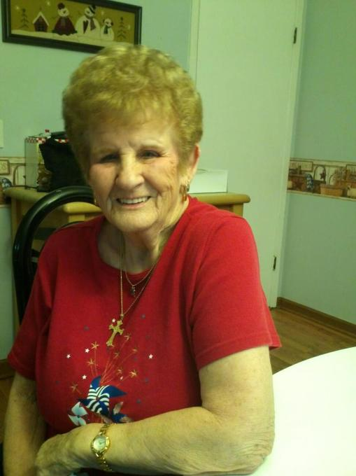 My beautiful Grandma (Died 12/25/2012)